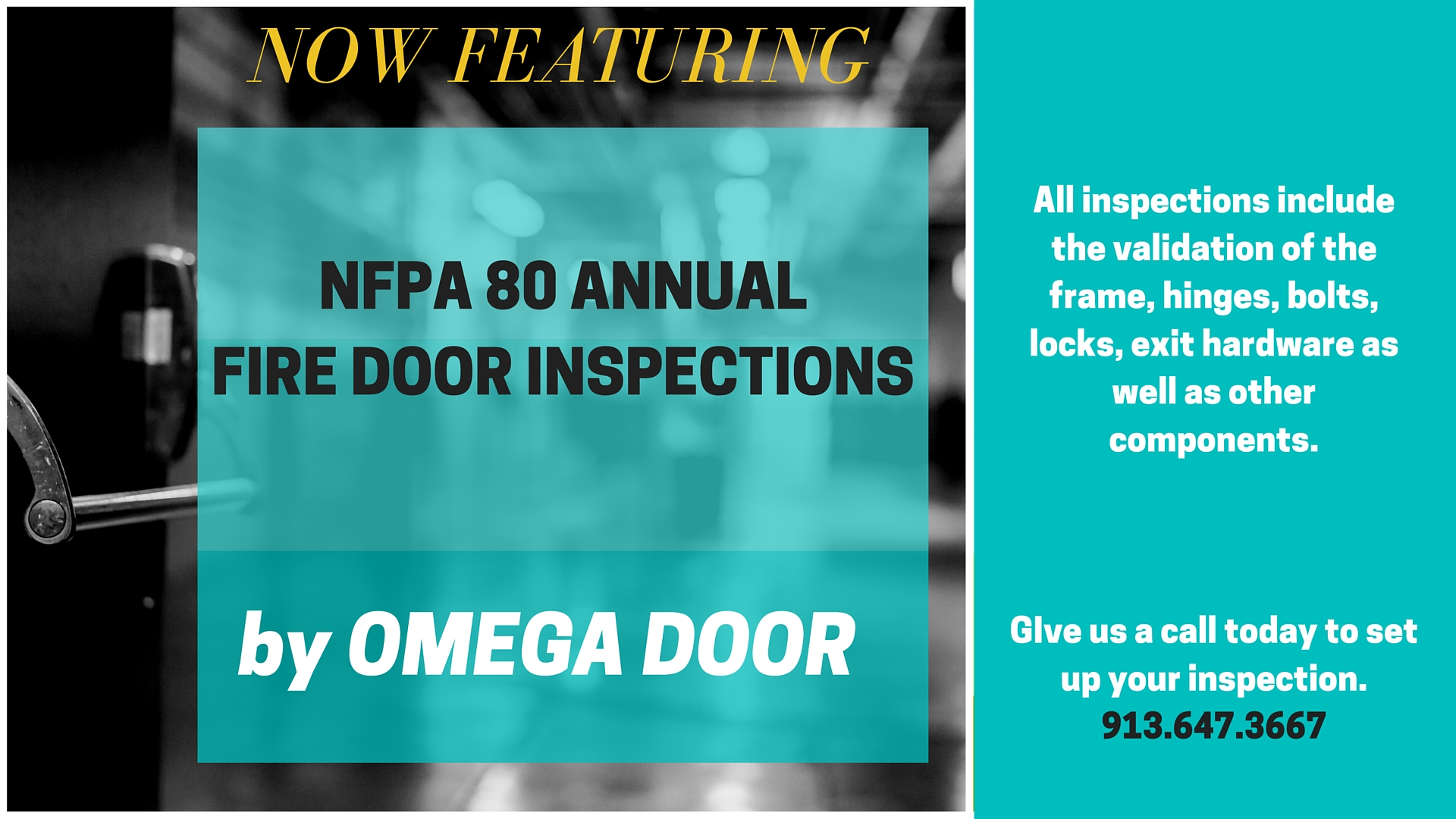 annual-fire door-inspections  sc 1 th 168 & Omega | Letu0027s Get to Work.